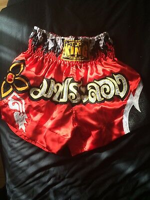Mens Top King Thai Shorts NEW!