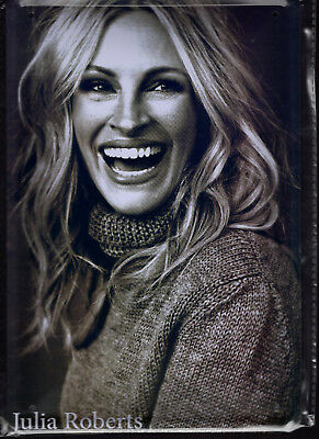 Blechschild 20x30 - NEU new Metal sign - Julia Roberts-Retro