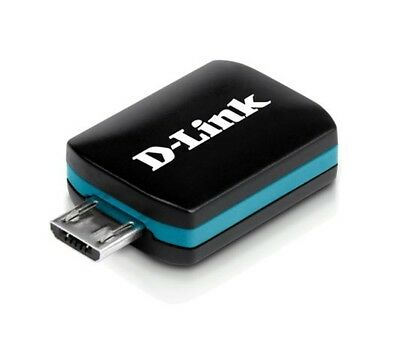 D-Link DSM-T100 Portable Digital TV Tuner - Micro USB