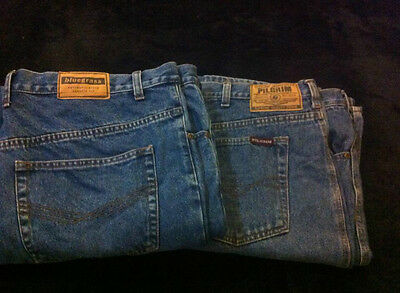 Mens Denim Jeans Set ... EXCELLENT / VERY GOOD USED CONDITION