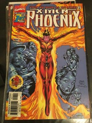 X-men Phoenix 1 Of 3, 1st Issue