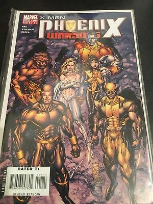 X-men Phoenix Warsong 1 Of 5