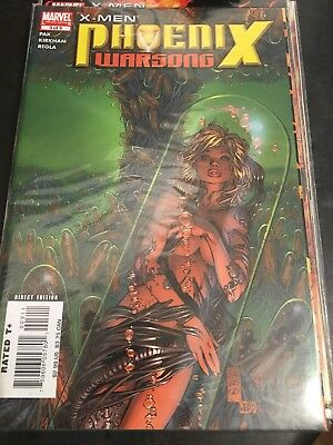 X-men Phoenix Warsong 3 Of 5