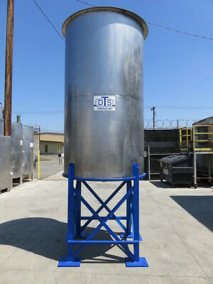 960 gallon stainless tank