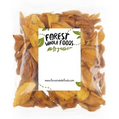 Forest Whole Foods - Organic Dried Mango (Brookes Variety) 1kg
