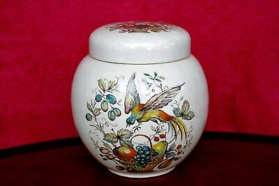 Vintage Sadler Hand Made Staffordshire for Charisma Ginger Jar