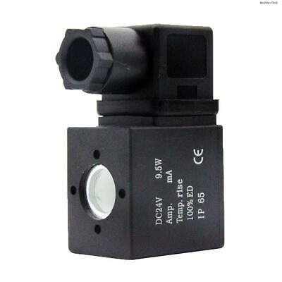 Precise DC24V-5/6 Coil Solenoid For use with big port Valves