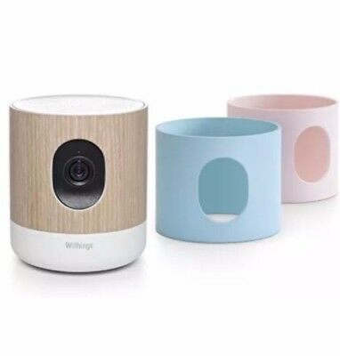 WITHINGS HOME Baby Bundle Wireless Video & Air Quality Smart Bluetooth Monitor
