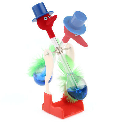 drinking bird toy instructions