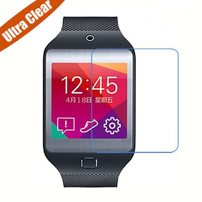 1 x Premium Watch Tempered Glass Screen Protector Film For Samsung Galaxy Gear 2