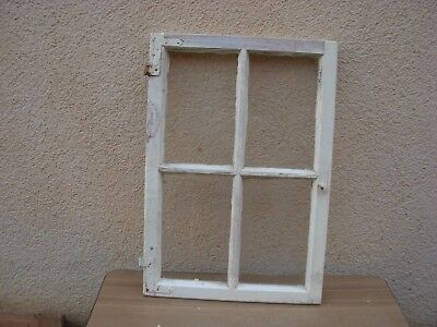 Altes fenster fensterfl gel stallfenster bilderrahmen - Altes fenster deko ...