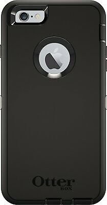 OEM Otterbox Defender Case for Apple iPhone 6/6s (No Holster or Screen) Black %