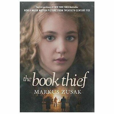 The Book Thief-ExLibrary