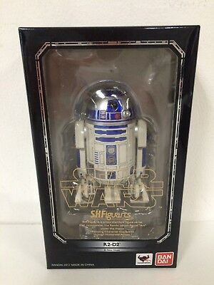 Bandai s.h.Figuarts R2-D2 R2D2 Star Wars (A NEW HOPE) - US SELLER