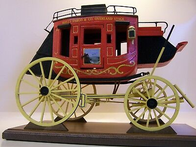 Stagecoach deluxe WF Concord Coach by Oscar M cortes
