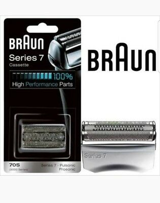 Brand New Braum 70S Series 7 Pulsonic 9000 Shaver Foil Cutter Replacement