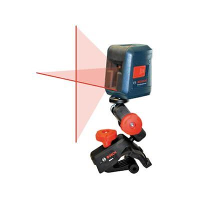 Bosch Tools GLL2 Self-Leveling Cross Line Laser w/Flexible Mount New