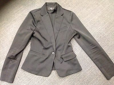 Ladies Polyester Jacket Made By AX Paris Size 12