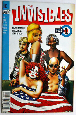 USA Comics x 3    PROPHET   INVISIBLES   SUPER ZOMBIES    JOB LOT Collection