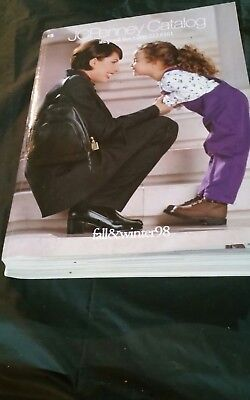 vintage JCPenney fall winter 1998 catalog