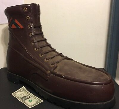 Vtg Huge Hi-Peaks Boot Advertising Figure Store Display