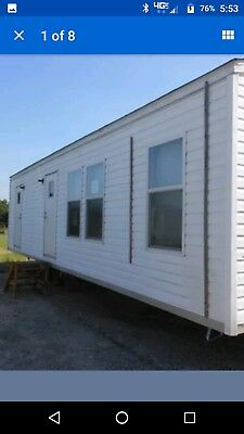 2008 TL IND 12' X 34' 2 Bed 1 Bath Park Model W/ full Kitchen Delivery Available