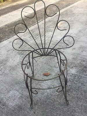 Art Deco Chairs, Metal Chairs, Stools