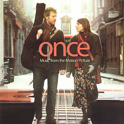 Once - Music From The Motion Picture Cd By  Original Soundtrack Brand New Sealed