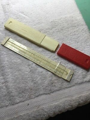 Aristo 0905 Vintage Slide Rule