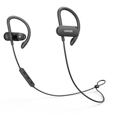 Anker SoundBuds Curve Wireless Bluetooth Noise Cancellation Earphones headphones