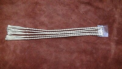 5 X Whip Crackers 8 Strands Made From Kevlar Super Strong