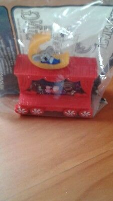 mcdonalds happy meal toy sing train car