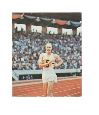 Nestles The Olympic Games 1948-1972 Men's 20km Walk in Tokyo 1964