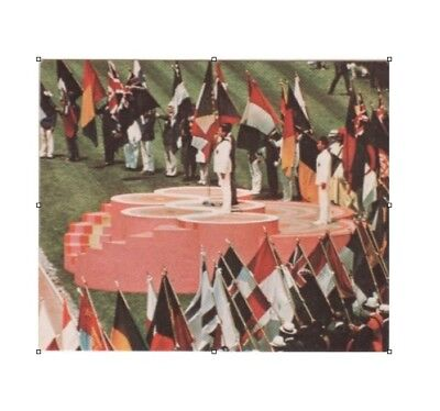 Nestles The Olympic Games 1948-1972 Opening Ceremony in Mexico 1968