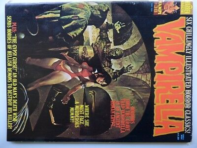 VAMPIRELLA #38 VF/NM ~ WARREN Nov 1974 ~  High Grade Bronze age Horror/Fantasy!