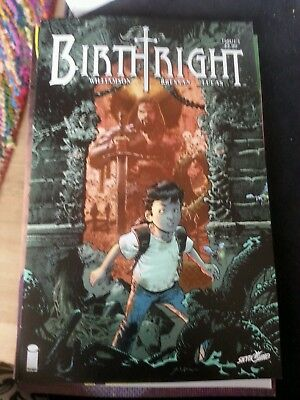 Birth Right Issue 1 Williamson / Bressan / Lucas - Rare
