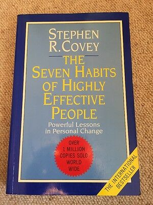 The 7 Habits of Highly Effective People: Powerful Lessons in Personal Change by…