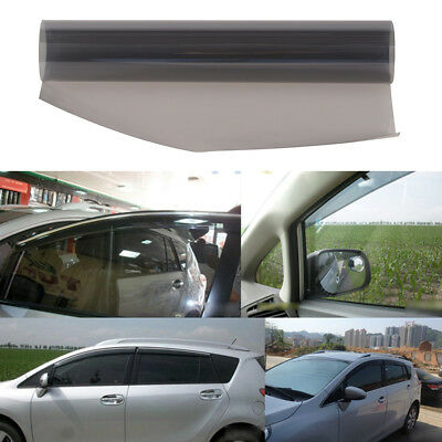 0.5M*3M 78% VLT Car Window Wrap Film Auto House Glass Tingting Gray Solar Film
