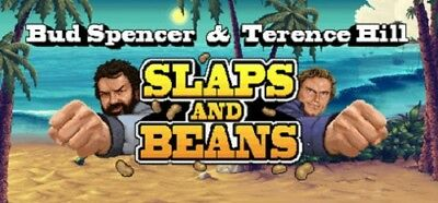Bud Spencer & Terence Hill - Slaps And Beans-PC Global-Not Key/Code-Günstigst
