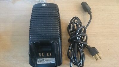 Motorola NTN7209A AA16740 Radio Battery Charger With Power Cord