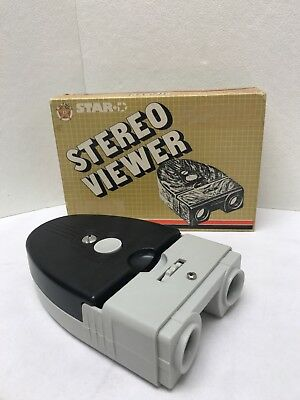 Vintage STAR Stereo Viewer Works Great