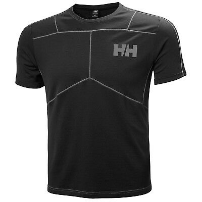 Helly Hansen Men's Lifa Active T Shirt - Black
