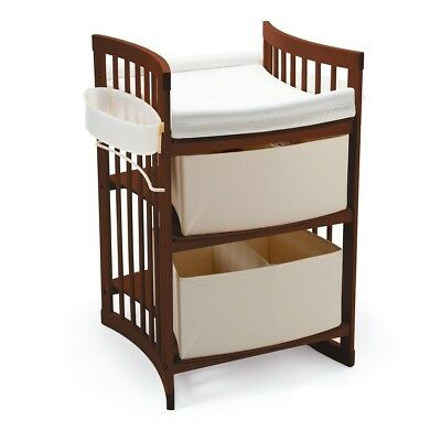 Stokke Care Changing Table - Walnut (ex display)