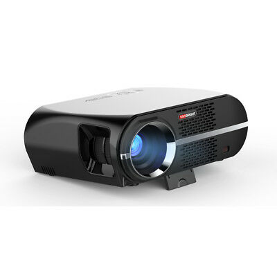 Vivibright GP100 LED Projector LCD 3500 Lumens 1280x800 Pixels 1080P HD VGA USB