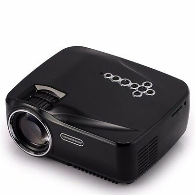 GP70UP Android 4.4 Mini LED Projector with Google Play Updated by GP70 Portable