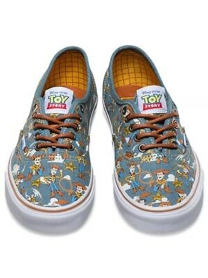 4af24e374a NEW VANS TOY Story Authentic Woody shoes Women s Size 5