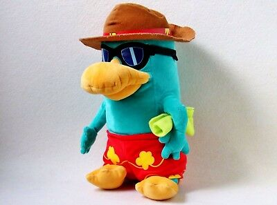 Disney Platypus The farcito Perry PhineasFerb Agent Cm 40 P 5cqSL3ARj4