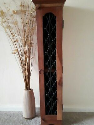 Antique vintage CD cabinet 3ft high. Immaculate condition.