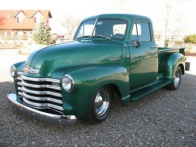 1952 Chevrolet Other Pickups 3100 short bed 1952 chevy pickup