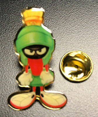 NEW Marvin the Martian Pin by Looney Tunes Warner Bros.  Lapel / Hat / Tie Pin